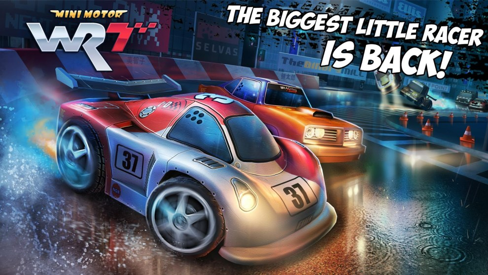 Download Mini Motor Racing WRT for PC/Mini Motor Racing WRT on PC