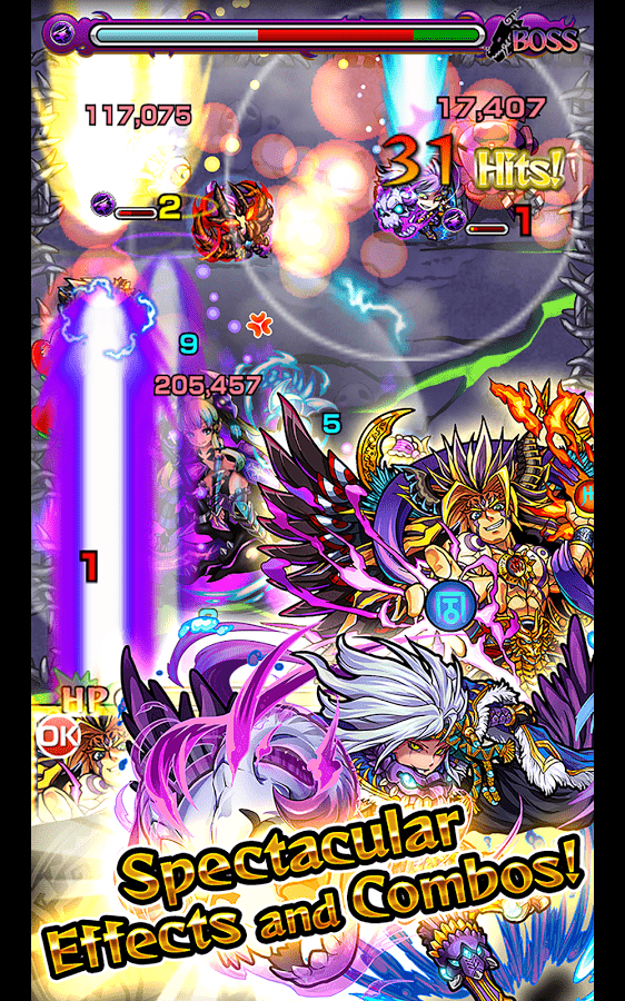 Download Monster Strike Android App for PC/Monster Strike on PC