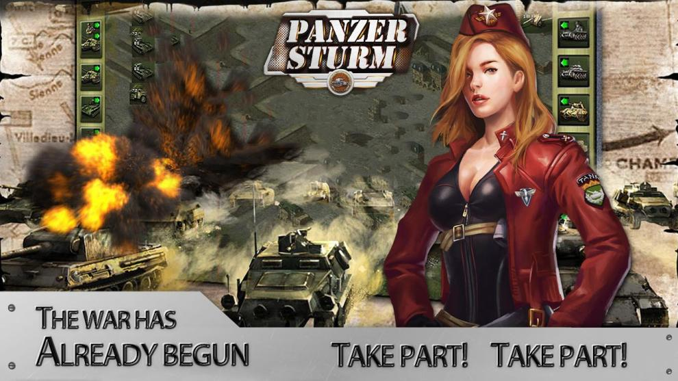 Download Panzer Sturm Android App on PC/Panzer Sturm for PC