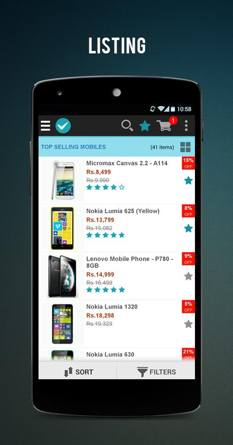 Download ShopClues Android App on PC/ShopClues for PC