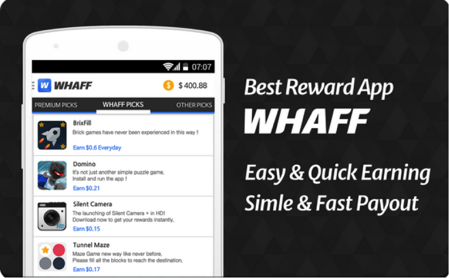 Download WHAFF for PC/WHAFF on PC