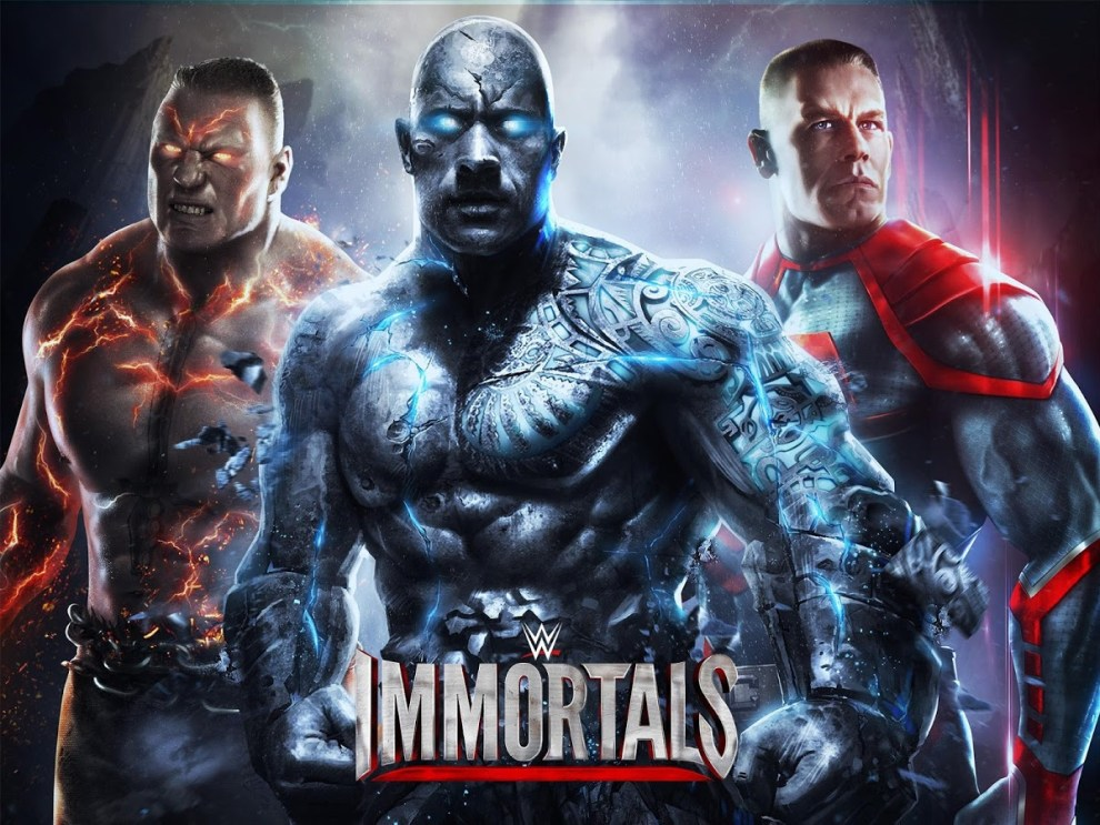 Download WWE Immortals Messenger for PC/WWE Immortals Messenger on PC