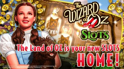 Download Wizard of Oz Free Slots Casino for PC/Wizard of Oz Free Slots Casino on PC