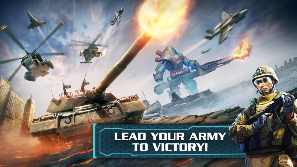 Download World at Arms Android App for PC / World at Arms on PC