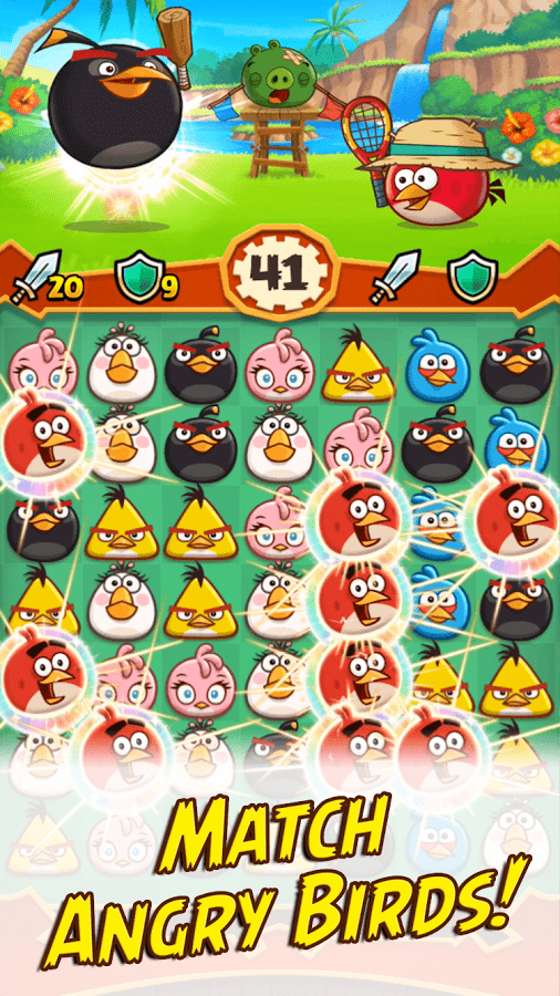 Download Angry Birds Fight Android app for PC/ Play Angry Birds Fight on PC