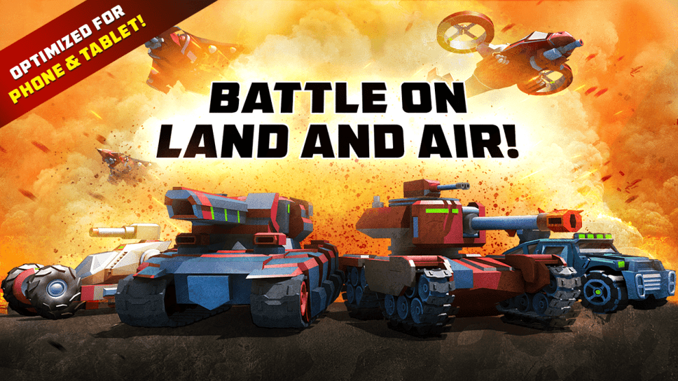 Download Battle Command Andriod app for PC / Battle Command on PC