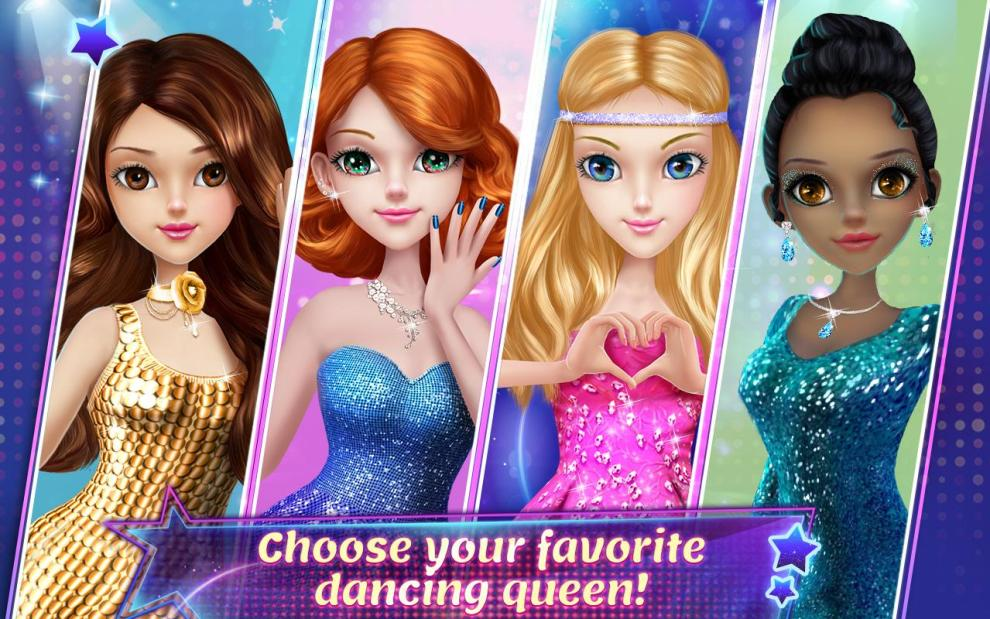 Download Coco Party Dancing Queens Android app for PC/ Coco Party Dancing Queens on PC