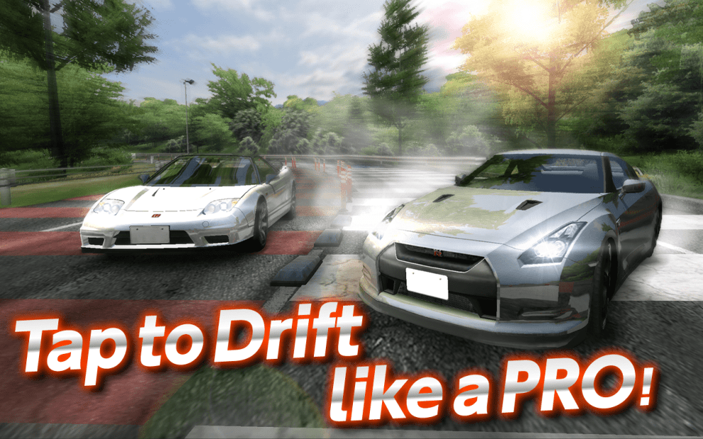Download DRIFT SPIRITS Android App for PC/DRIFT SPIRITS on PC