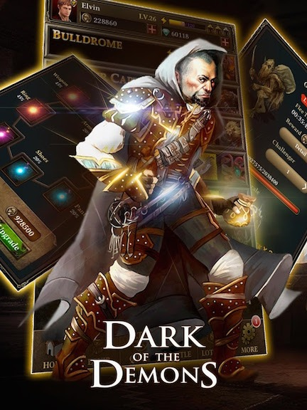 Download Dark of the Demons Android app for PC / Dark of the Demons on PC