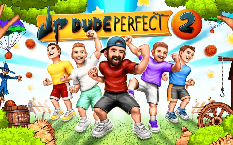 Download Dude Perfect 2 Android App for PC/Dude Perfect 2 on PC