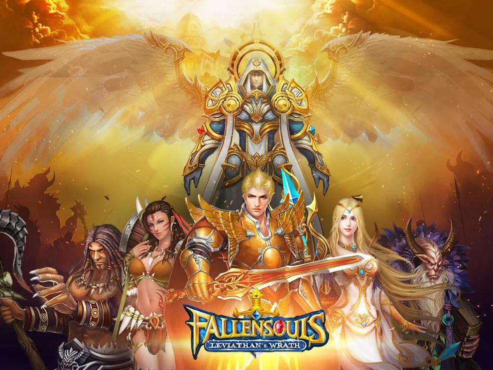 Download FallenSouls Android App for PC/ FallenSouls on PC