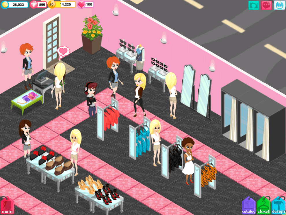 Download Fashion Story Enchanted Android App for PC/Fashion Story Enchanted On PC