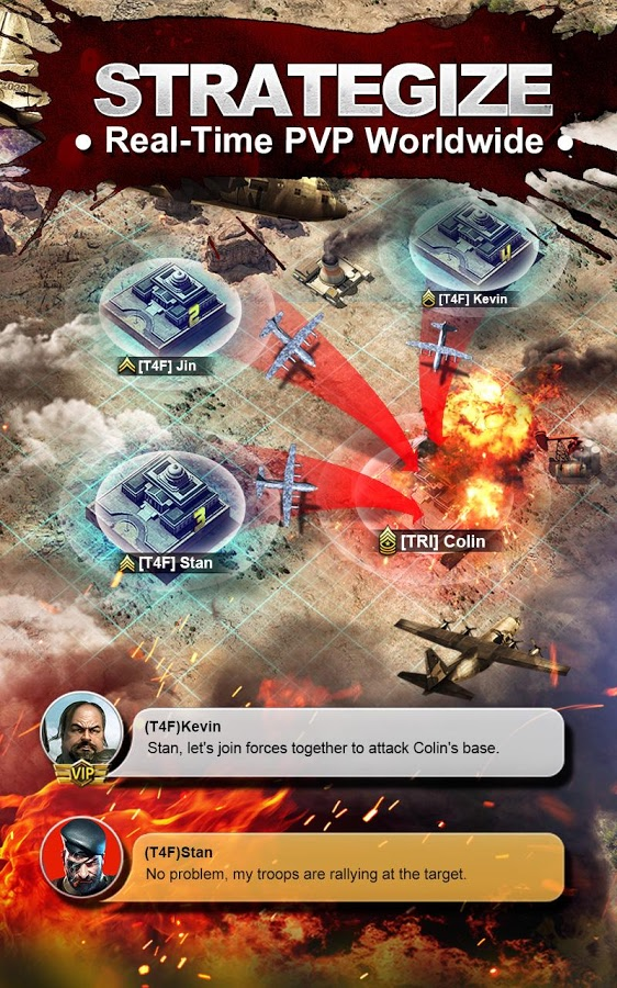 Download Invasion Online War Game ANDROID APP for PC/ Invasion Online War Game on PC