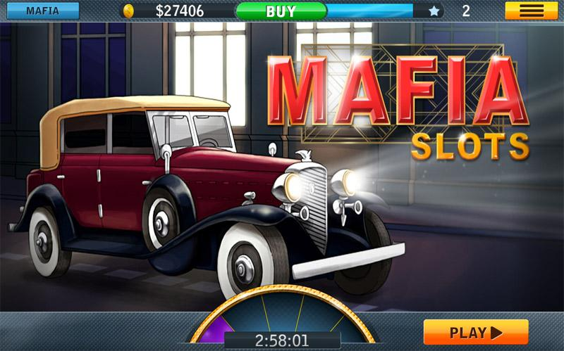 Download Mafia Slots Android App for PC/ Mafia Slots on PC