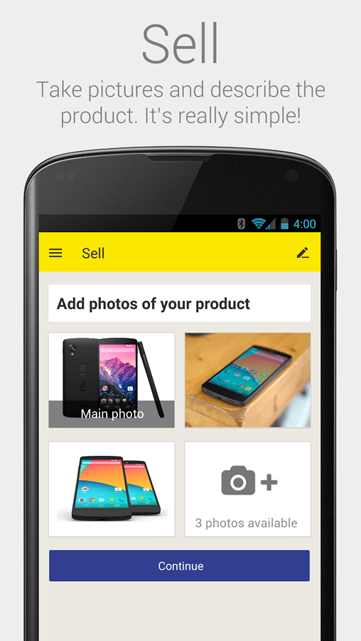 Download MercadoLibre Android App for PC/ MercadoLibre on PC