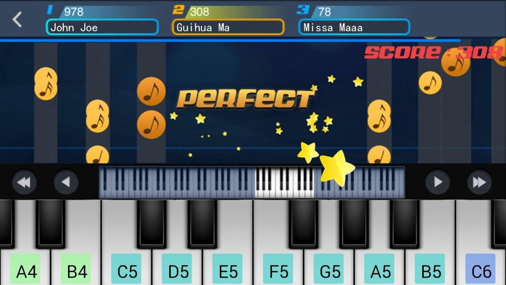 Download Perfect Piano Android App for PC/ Perfect Piano on PC