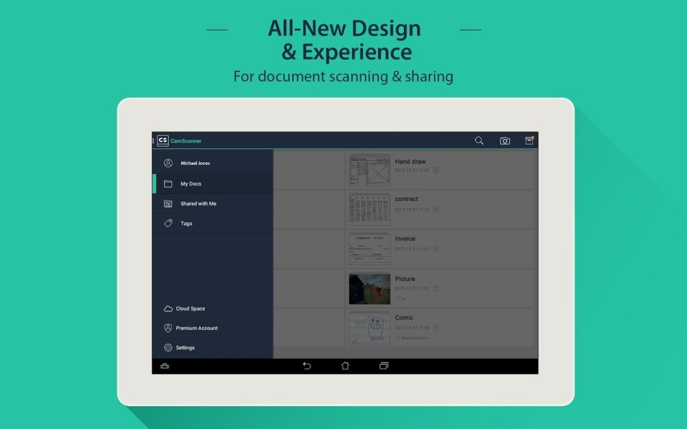 Download Camscanner Android APK