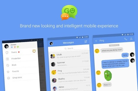 Download Go Sms Pro Android APK