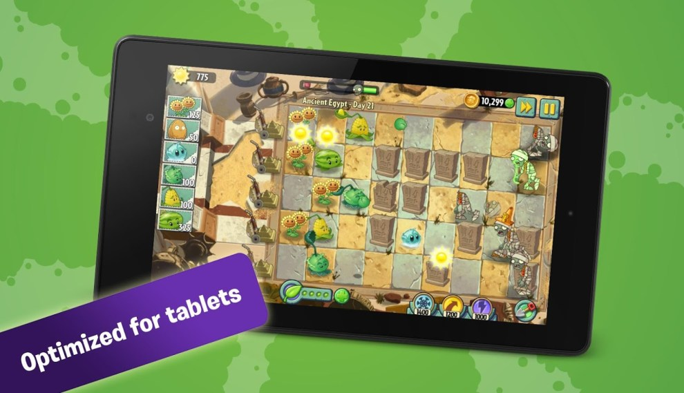 Download Plants vs Zombies 2 Android APK