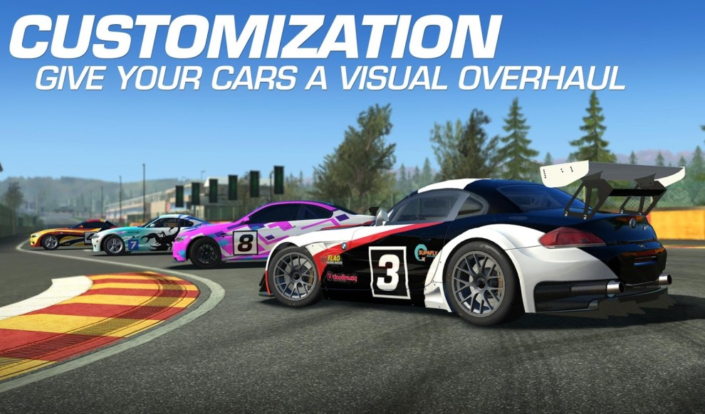 Download Real Racing 3 APK Android