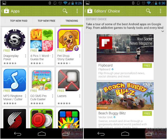 Download Google Play Store APK Android
