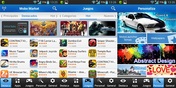 Download MoboMarket Android APK