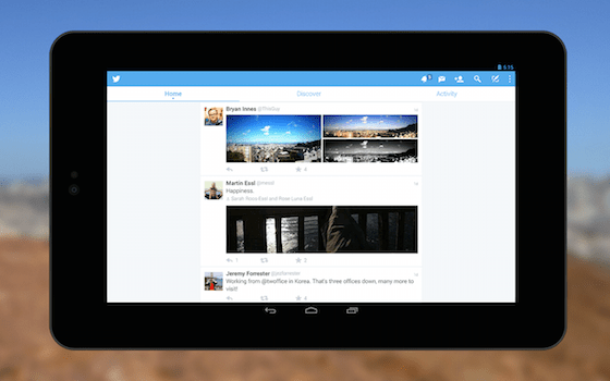 Download Twitter Android APK