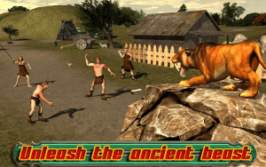 Adventures of Sabertooth Tiger Android App for PC/ Adventures of Sabertooth on PC