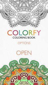 Colorfy Coloring Book for Adults Android App for PC/Colorfy Coloring Book for Adults on PC