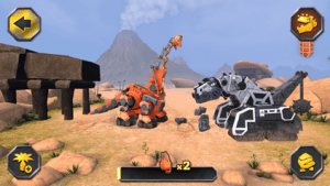 DreamWorks Dinotrux Android App for PC/DreamWorks Dinotrux on PC