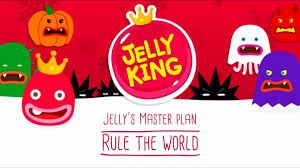 JellyKing Rule The World Android App For PC / JellyKing Rule The World On PC