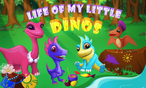 Life of My Little Dinos Android App for PC/Life of My Little Dinos on PC