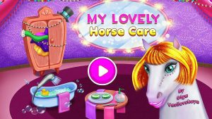 My Lovely Horse Care Android App for PC/My Lovely Horse Care on PC