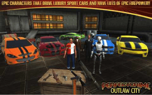 Perfect Crime Outlaw City Android App for PC/Perfect Crime Outlaw City on PC