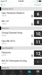 SG Buses Android App for PC/SG Buses on PC