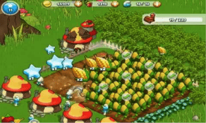 Smurfs' Village and the Magical Meadow Android app on PC/ Smurfs' Village and the Magical Meadow for PC
