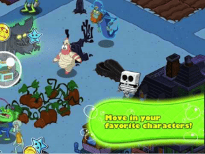 SpongeBob Moves In Android App for PC/SpongeBob Moves In on PC
