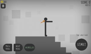 Stickman Dismount Android App for PC/Stickman Dismount on PC