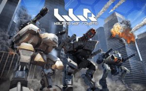 Walking War Robots Android App for PC/Walking War Robots on PC