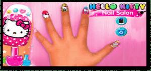 Download Hello Kitty Nail Salon for PC/ Hello Kitty Nail Salon On PC