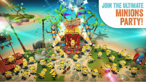 Download Minions Paradise for PC/Minions Paradise on PC