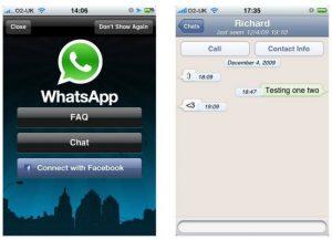 Telecharger WhatsApp pour PC/WhatsApp sur PC
