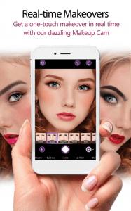 Telecharger YouCam Makeup pour PC/YouCam Makeup sur PC