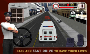Download Ambulance Rescue Driving for PC/Ambulance Rescue Driving on PC