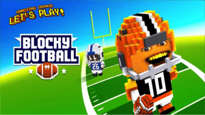 Download Blocky Football for PC/Blocky Football on PC