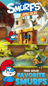 Download Smurfs Epic Run for PC/Smurfs Epic Run on PC