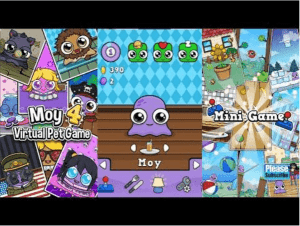 Moy 4 Virtual Pet Game for PC