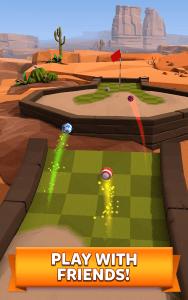 Golf Battle for PC - Friends