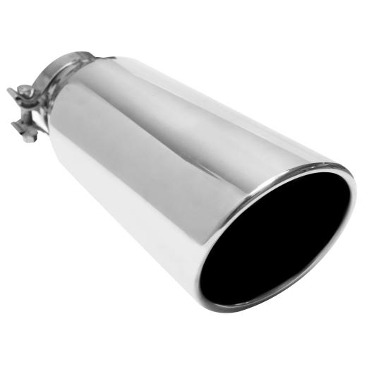 2 5 inlet 4 outlet exhaust tip pipe