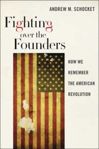 Fighting over the Founders cover